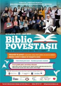 afis BiblioPOVESTASII