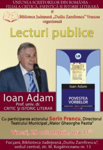 ioan-adam-lansare-de-carte